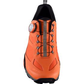 Shimano SH-MT7 Fahrradschuhe Unisex Orange